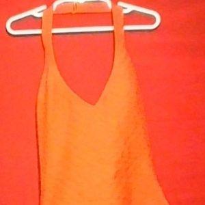 Red speedo swimsuit